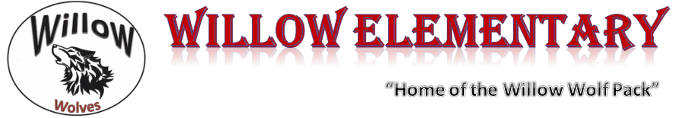 Willow Elementary School  Logo